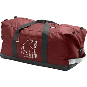Nordisk Flakstad Matkakassi 65L, burnt red
